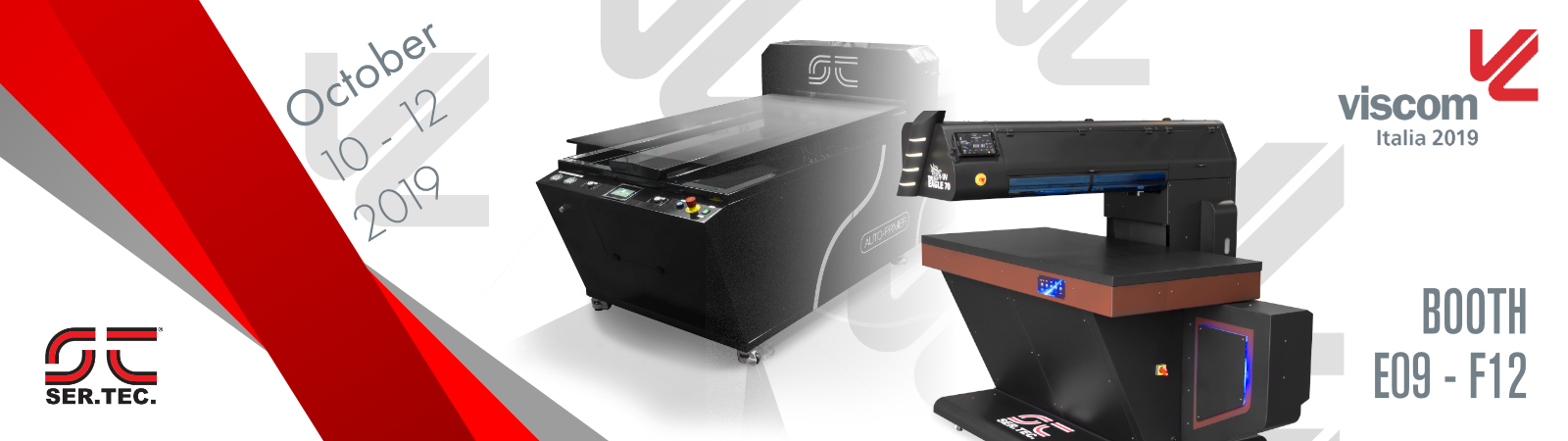 Eagle industrial printers viscom milan
