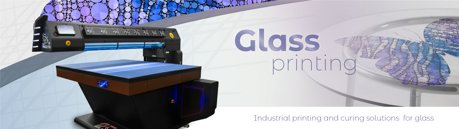 industrial printers glass
