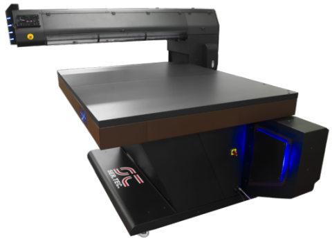 High quality uv led printer