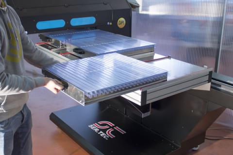 versatile Uv led printer