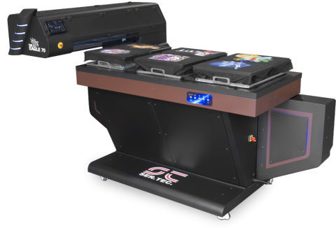 Ser Tec  at Inprint 2018 | Eagle industrial digital printers
