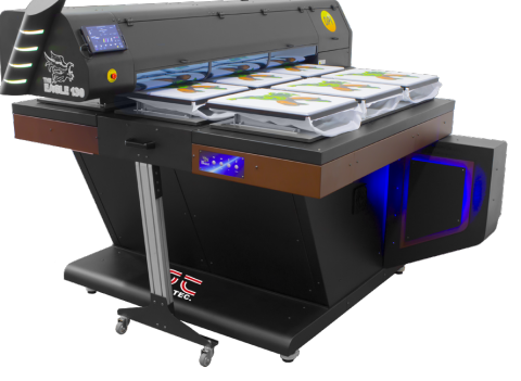 fast t-shirt printer