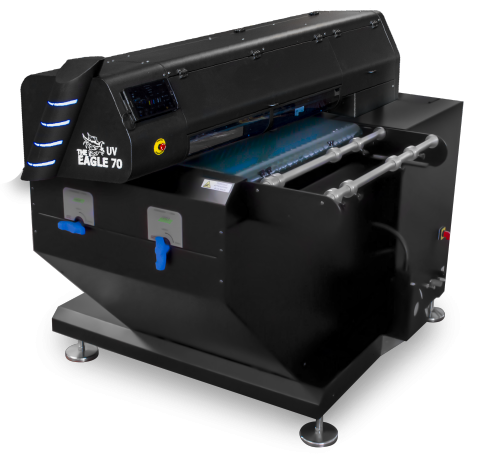 roll to roll industrial printer