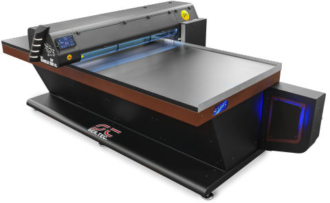 industrial large format uv led printer