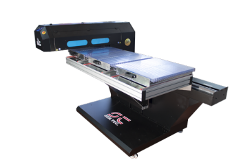 variable data UV led printer
