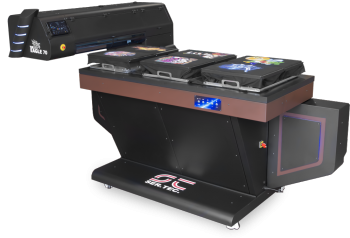 textile industrial printer versatile