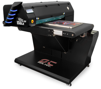 belt industrial UV printer