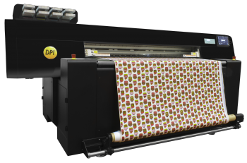 roll to roll uv led printer