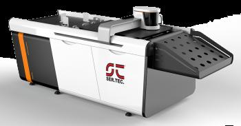 automatic cutting plotter